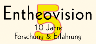 Grafik Logo des Entheovision Kongress 2013 in Berlin